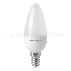Megaman E14 LED Candle Bulb LC0403.5v2 3.5W 2800K - Warm White