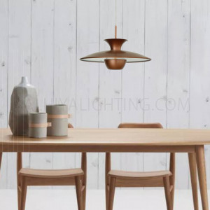 Dining Pendant Light MD14003078 - Red Copper