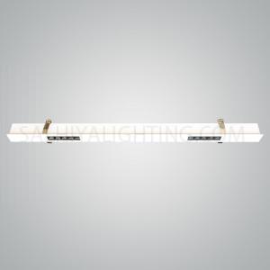 LED Linear Profile Lamp CF40-10-2C 20W 3000K - Warm White