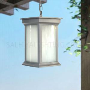 Outdoor Hanging Light 163-5-Light Grey