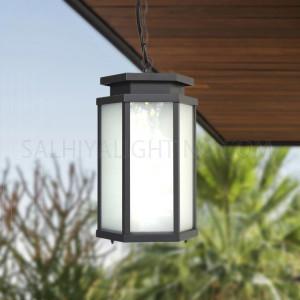 Outdoor Hanging Light 1655A - Dark Grey