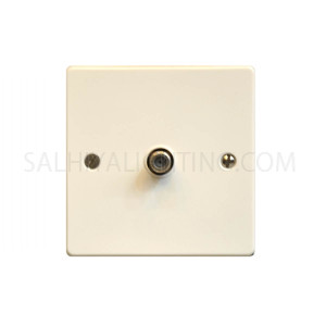 Satellite Switch 1Gang W469 - White