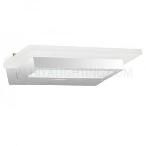 LED Mirror Light / Picture Light Steel 6W Daylight - White