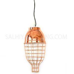 Lhea LED Pendant Light MD21450 Dia200 - Rose Gold
