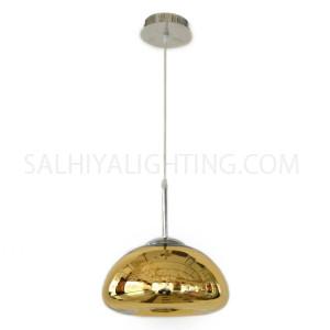 Modern Malo Pendant Light D130324 - Gold