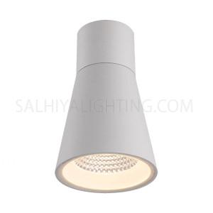 Surface Ceiling Light 15W 3000K IP65 H1364 - White