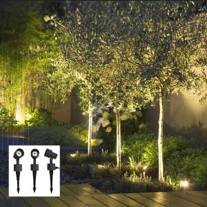 Spike Light LED 15W IP54 - Warm White