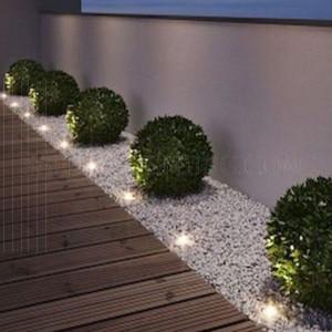 Inground Light NCC-160- 304  LED 6 x 1.5 Watts, Cree 3000K - Warm White