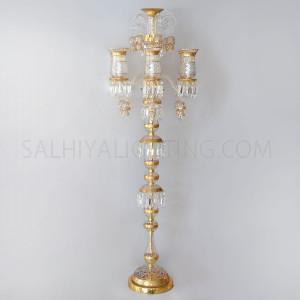 Floor Lamp MF9850-6 - Gold
