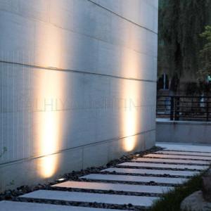 Underground Light CREE LED 5W IP67 3000K - Silver