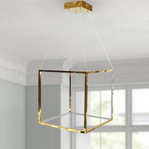Modern Pendant Light LED 48W - Gold
