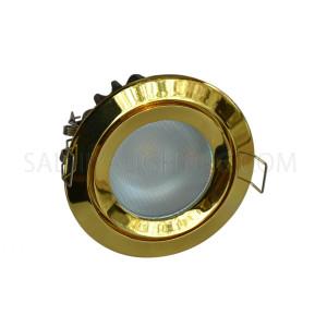 Spot Light Fixed AL 328 ORM MR16 - Gold