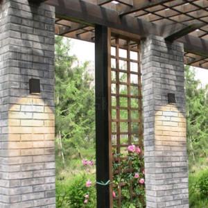 Indoor/Outdoor Wall Light 2562 - Graphite