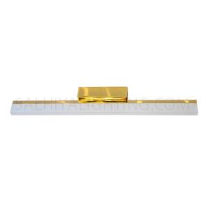 LED Mirror Light / Picture Light 3000K 10.5W Warm White - Gold