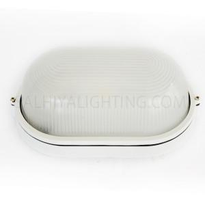 Indoor / Outdoor Bulkhead Light / Wall Light  P-806 - White