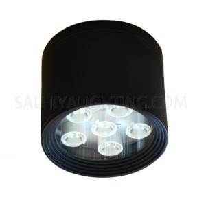 Indoor/Outdoor Downlights 1043-6X1W IP54 -Warm White