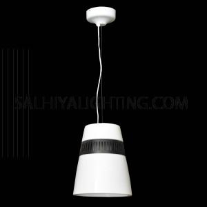 High Lumens 70W G12 Warehouse / Industrial High Bay Light - AL30BL - Light Grey