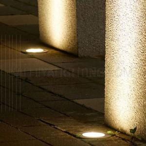 Inground Light G12 70W IP65 - Silver