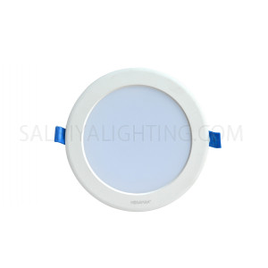 "Megaman LED Downlight MQTL1119-Y 12W-  5"" 6500K- Day Light"