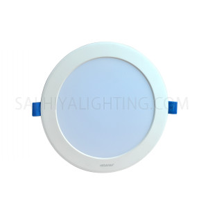 "Megaman LED Downlight MQTL1119-Y 15W-6"" 6500K- DayLight"