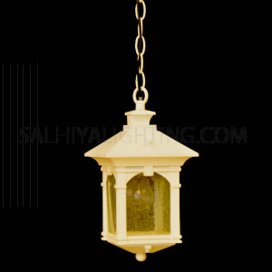 Outdoor Hanging Light OH 0156-S - White