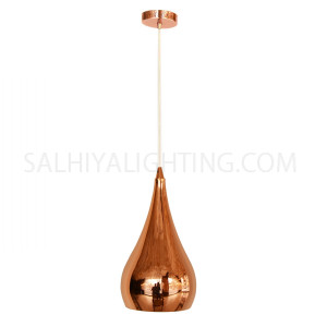 Indoor Hanging Light E27 MD15003125-1B - Rose Gold