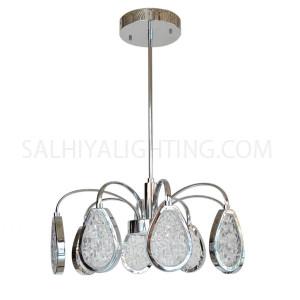 Downlight LED Chandelier MX16032013-8A - Chrome