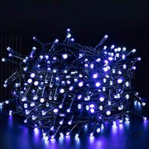 Decorative LED Fairy String Light TDL-120L 12Meters- BLUE
