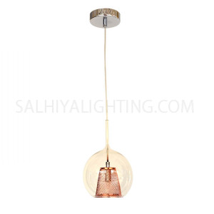 Indoor Hanging Light  MD16002005-1B - Rose Gold