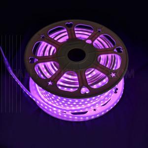 50M High Quality LED Flexible Strip Light 5050 8W/M IP65 - Purple