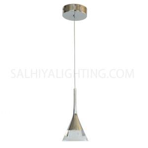 Modern Jeanne Pendant Light LED MD15003012-1A - Chrome