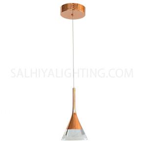 Modern Jeanne Pendant Light LED MD15003012-1A - Rose Gold