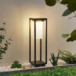 Solar Ground Light H6053-500 IP54 Warm White - Graphite