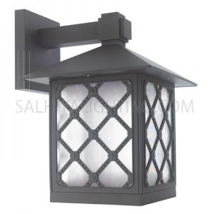 Outdoor Wall Light 8801-E27- Brown
