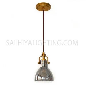 Indoor Hanging Light E27 MD15027387-1C - Brass