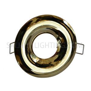 Spot Light Round Fixed AL1765R - Gold