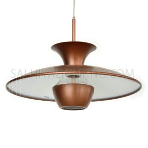 Vintage Pendant Light MD14003078 - Red Copper