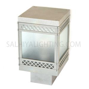 Gate Top Light 6502 - Silver