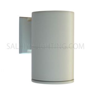 Indoor/Outdoor Up & Down Light 7002 IP54 Temper Glass - White