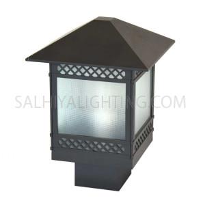 Gate Top Light 8502 - Dark Grey