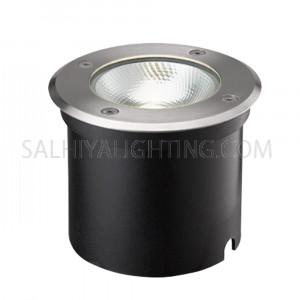 Inground Light 2641 7W - Silver