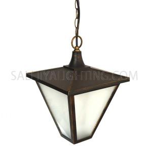 Outdoor Hanging Light 1625 - Goldmine