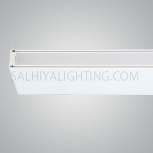 LED Linear Profile Lamp CF40-12F Up and Down Illumination 55W 4000K - Warm White