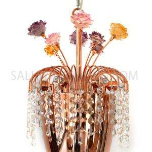 Indoor Hanging Light LED GD3029-1-240 - Rose Gold