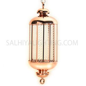 Indoor Hanging Light LED GD3077-9-380 - Rose Gold