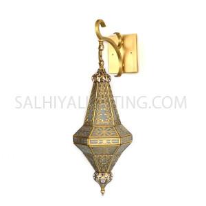 Indoor Arabic Wall Light DT1246 - Brass