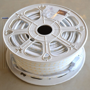 50M High Quality LED Flexible Strip Light 8W/M IP65 - Warm White (2700K)