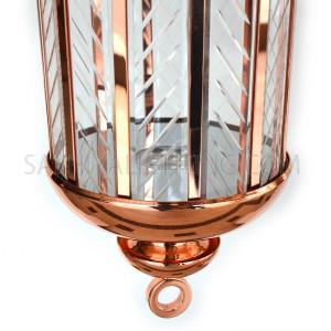 Modern Pendant LED Light GD3077-6-260 - Rose Gold