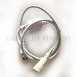 1Meter LED String Light Power Line