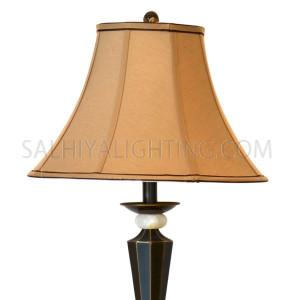Floor Lamp T128-25-1  Bronze / Beige